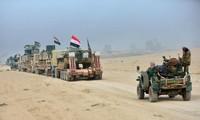 Iraqi task force enters Mosul