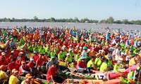 Festival highlights Khmer people's culture, sports and tourism