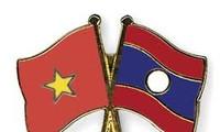 Vietnam and Laos hold friendship talks