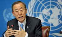 UN chief expresses concerns over vehicle related deaths