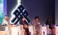 NA Chairwoman Nguyen Thi Kim Ngan: unity for a healthy, green globe