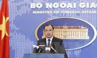 Vietnam opposes all sovereignty violations: Spokesperson