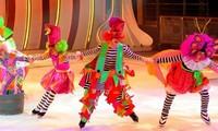 Ukraine circus on ice to tour Vietnam