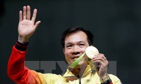 Hoang Xuan Vinh - Vietnam's No 1 athlete in 2016