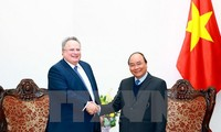 Vietnam advocates enhancing ties with Greece