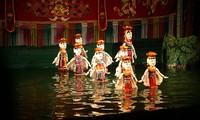 Vietnam's water puppetry performance in Czech