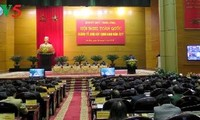 Party building organization sector convenes national conference