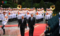 Enhancing Vietnam-Singapore strategic partnership