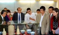 Exhibition of over 500 antiques since Hung King regime