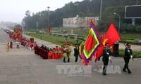Hung Kings temple festival begins