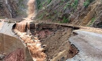 Northern mountainous provinces cope with torrential rains and flash floods