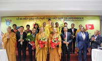 Vietnamese Buddhist Association introduced in Mozambique