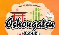 Oshougatsu Cultural Festival 2018 in Hanoi