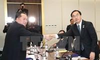 Positive signs on the Korean peninsula