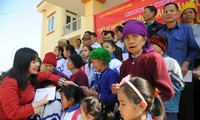 Tet gifts for people in disadvantaged areas