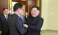 South Korea wants denuclearization declaration at summit