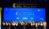 Sao Khue awards honors IT products