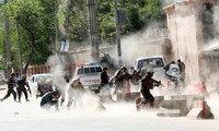 World community condemns bloody attacks in Afghanistan