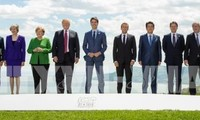 G7 Summit issues a joint declaration on various issues