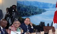 Canada media: Vietnam's G7 Summit participation opens strategic partnership with Canada