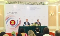 WEF ASEAN 2018 enhances cooperation for 4th industrial revolution