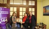 Vietnam Women's Union delegation active in Argentina