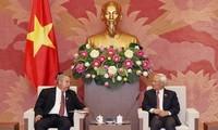 Vietnam, Cuba look to promote legislative ties