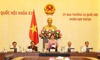 14th National Assembly Standing Committee to convene 26th meeting