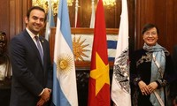 HCMC, Buenos Aires promote bilateral friendship cooperation