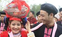 Adat  meminang dan menikah dari warga etnis minoritas Cao Lan di Provinsi Bac Giang, Vietnam Utara