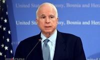 John McCain and milestones in Vietnam-US relations