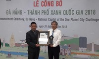 Da Nang named Vietnam's green city of the year