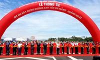 Da Nang-Quang Ngai Highway opens to traffic