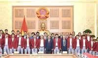 PM: Vietnamese sport team's victory strenghten people's belief