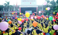 23 million Vietnamese students begin new school year
