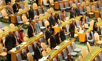 UN General Assembly holds minute's silence to remember President Tran Dai Quang