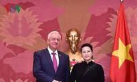 Vietnam values traditional ties with Belarus