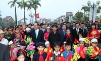 President Tran Dai Quang in the hearts and minds of Vietnamese