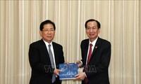 Ho Chi Minh City promotes tourism cooperation