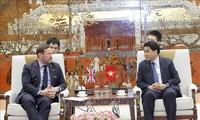 Hanoi enhances cooperation with the UK
