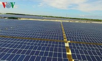 Vietnam's first solar power plant put into operation