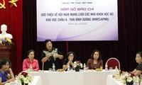 Asia-Pacific scientists meet in Hanoi