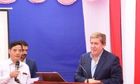 EP delegation works with Hai Phong city on IUU fishing