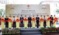 Exhibition on French architecture underway in Ho Chi Minh City