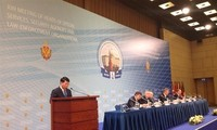Vietnam attends security meeting in Moscow