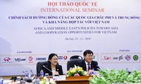 Africa, Middle East appreciate Vietnam's role in policies toward Asia