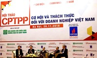 Seminar seeks ways to maximize CPTPP opportunities