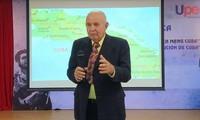 Photo exhibition on Cuban revolution leaders opens in Hanoi