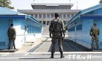 Two Koreas demolish DMZ guard posts