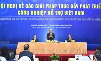 Solutions to develop Vietnam's supporting industry discussed